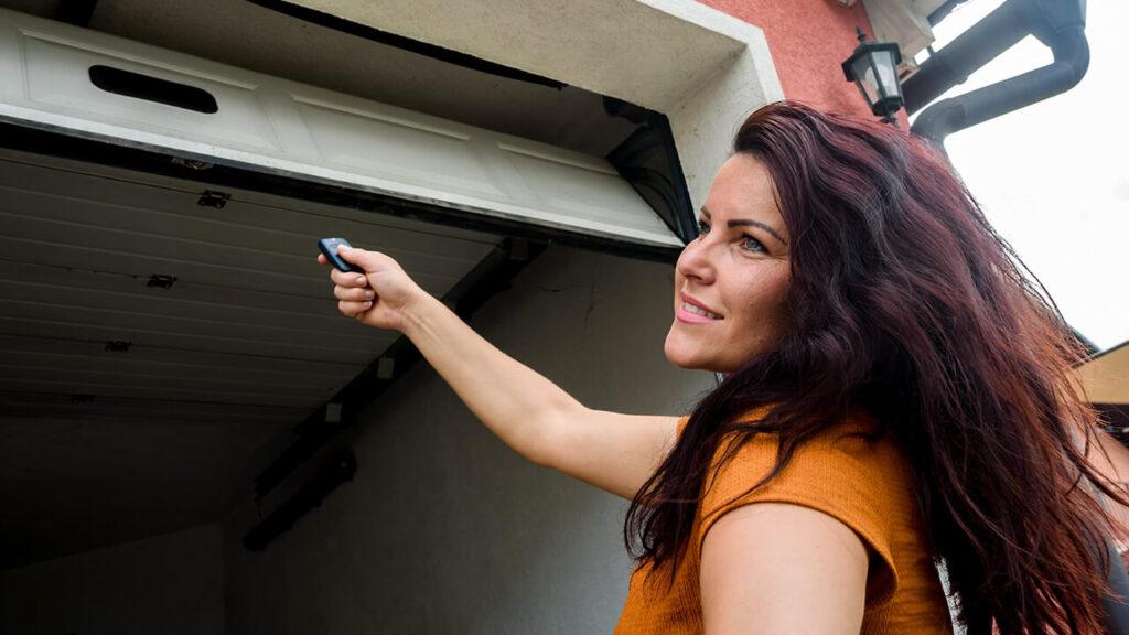 Garage Door Torsion Spring Repair